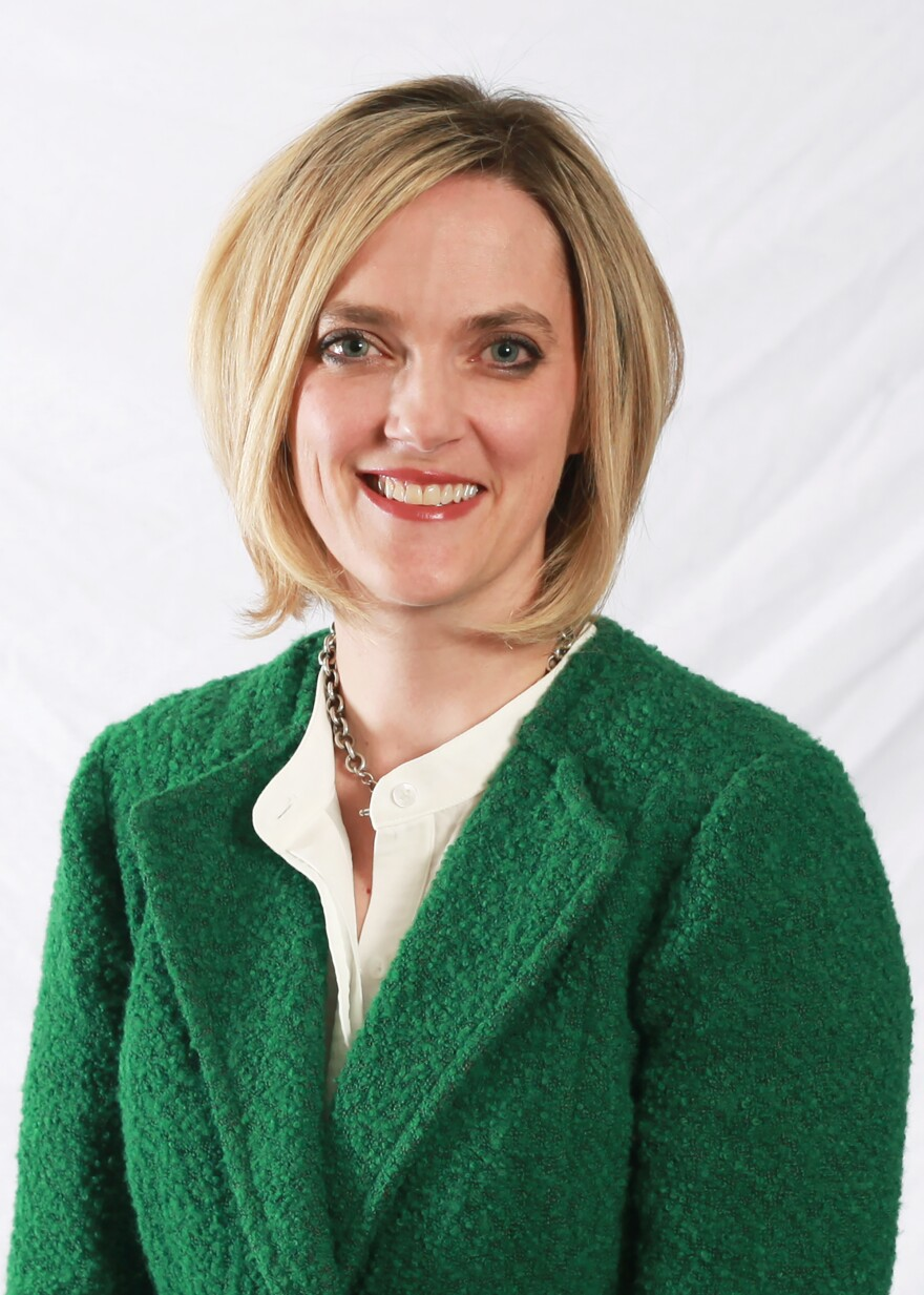 Kimberlee McKay, an obstetrician in Sioux Falls. S.D.