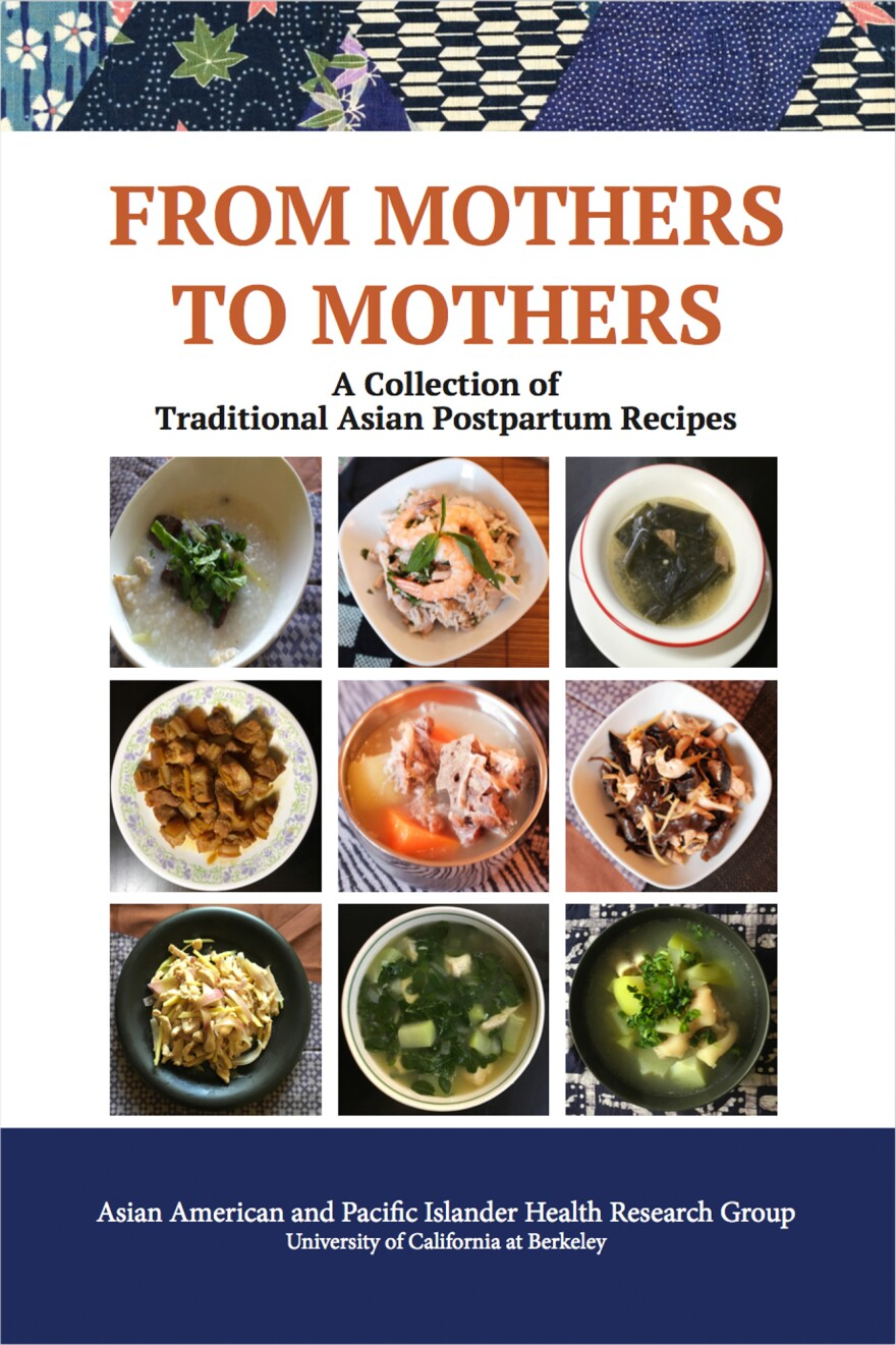 <em>From Mothers to Mothers: A Collection of Traditional Asian Postpartum Recipes</em> will be released in April by Eastwind Books of Berkeley.