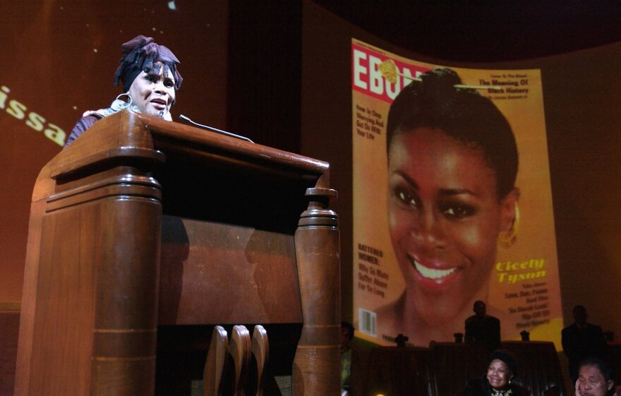 In 2006, Cicely Tyson was honored and spoke at an <em>Ebony </em>magazine event ahead of the Academy Awards. Her face graced the cover of the magazine several times.