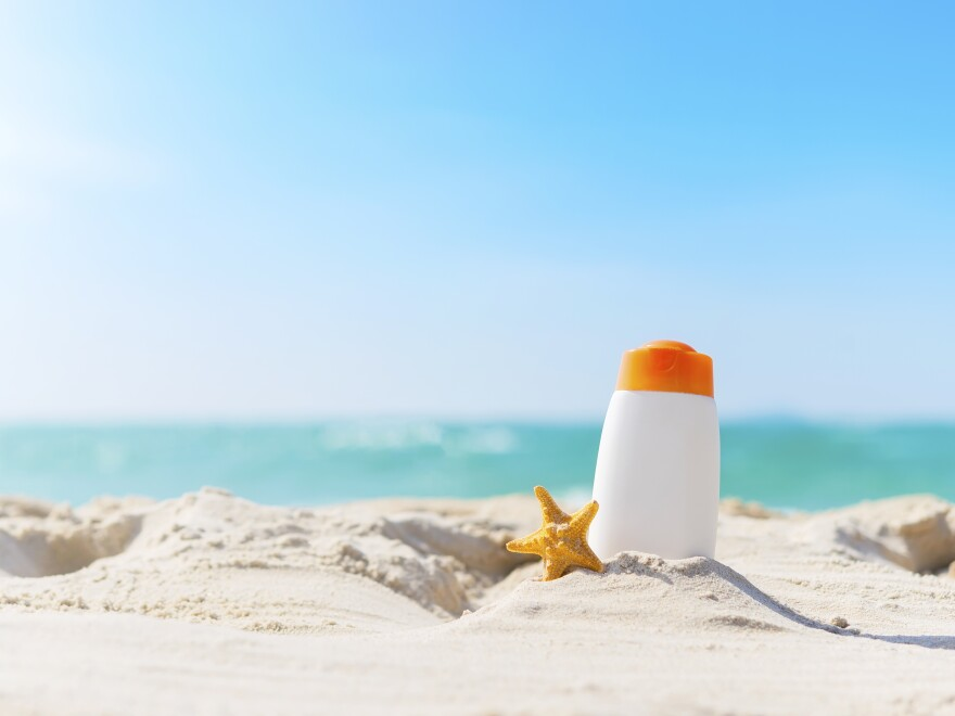 There's a common misconception that people of color don't need sunscreen. Welp.