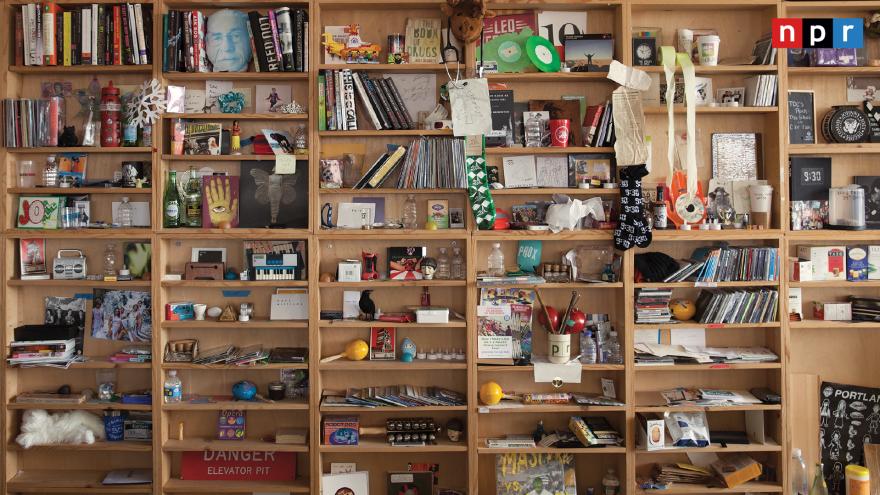 Zoom Background: Tiny Desk