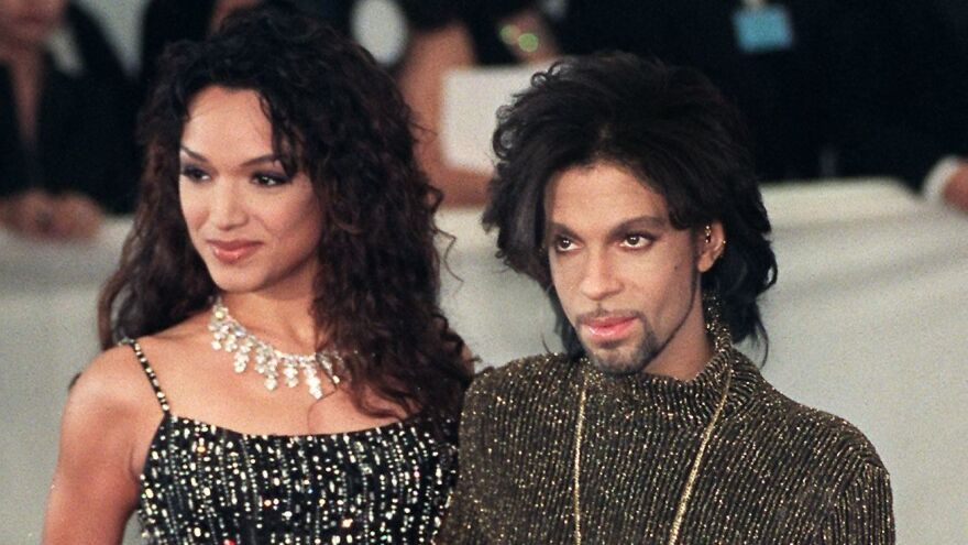 Mayte Garcia looks back on her relationship with Prince in a new book titled <em>The Most Beautiful.</em>