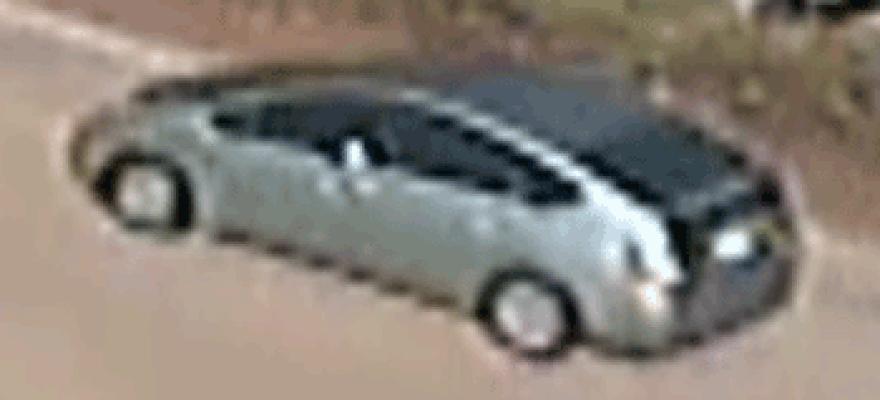 vehicle of interest