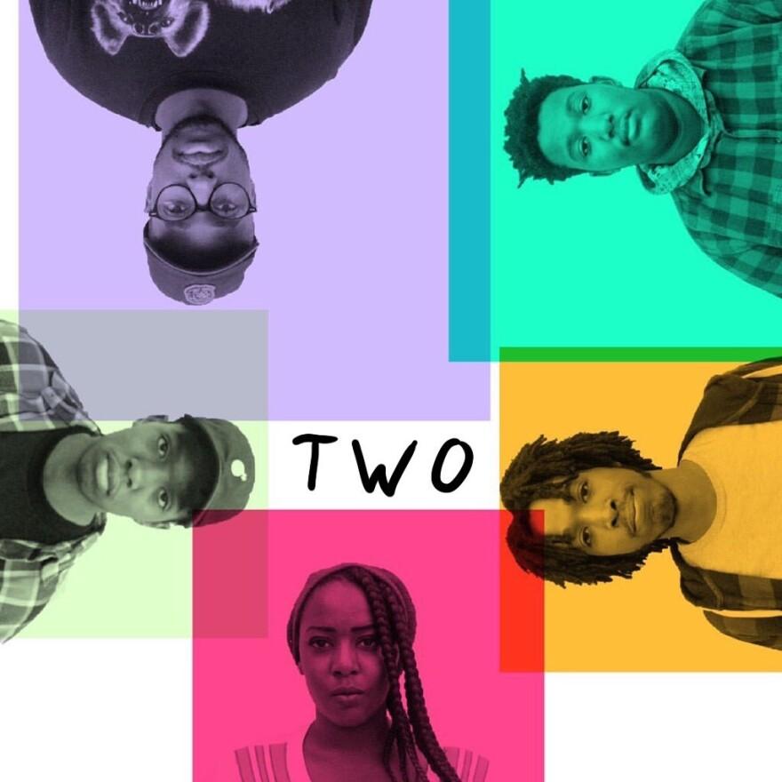 a photo of The Trio's album cover