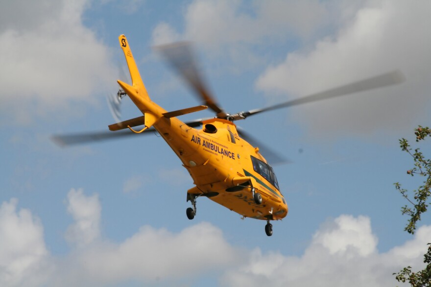 The Missouri insurance department found that patients face huge bills and aggressive collection tactics by air ambulance companies.