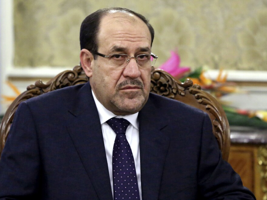 Embattled Iraqi Prime Minister Nouri al-Maliki has served since 2006. He will be succeeded by Haider al-Abadi.