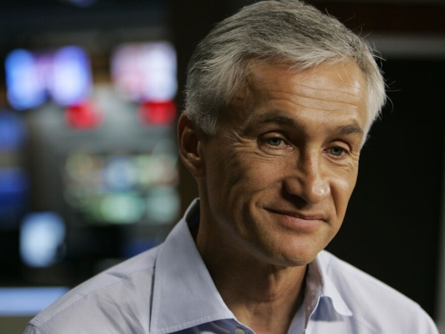 """Univision host Jorge Ramos will be one of the moderators at the """"Meet the Candidate"""" events featuring President Obama and rival Mitt Romney."""
