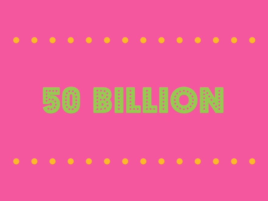 50 Billion