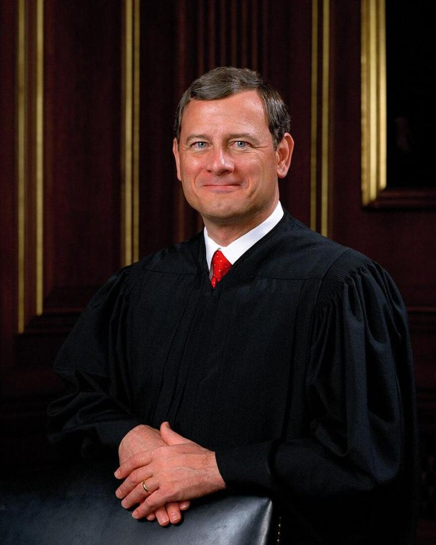 Chief Justice John Roberts wrote the majority opinion upholding the use of subsidies to buy healthcare on the federal exchange.