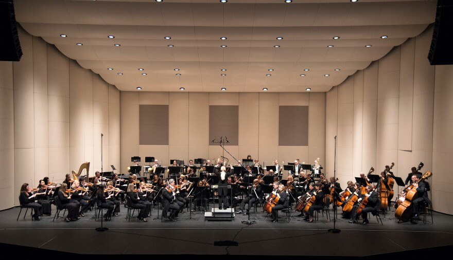 The Sarasota Orchestra wants to build a performance space specifically designed for its acoustics and to expand programming.