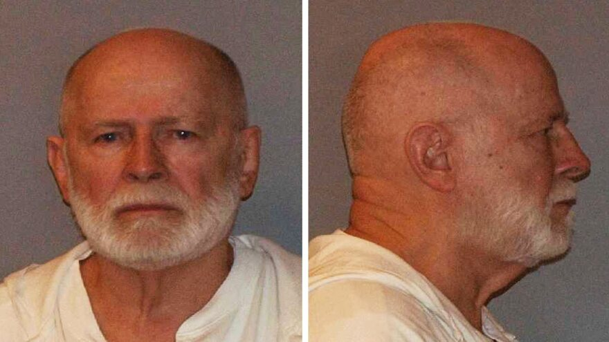 """James """"Whitey"""" Bulger, in an image released by the U.S. Marshal's Service in August 2011."""