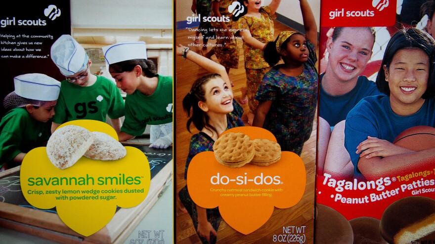 Mmm, cookies.