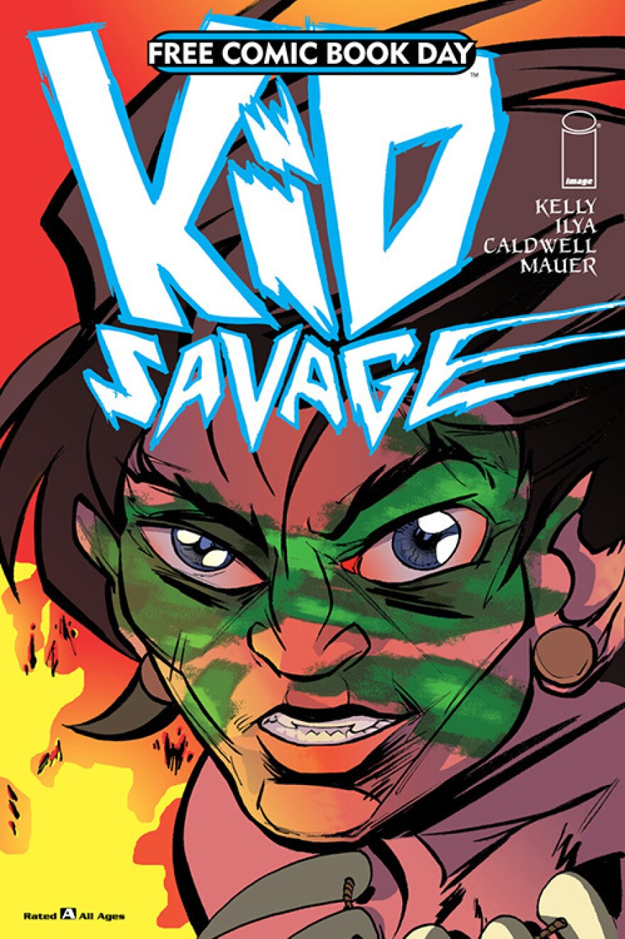 <em>Kid Savage</em>