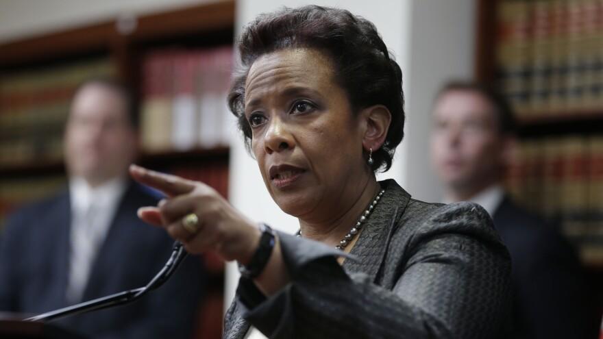 Loretta Lynch, a lead federal prosecutor in Brooklyn, will be announced as President Obama's choice for attorney general Saturday.