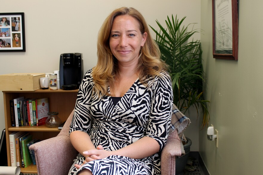 Amy Peach is director of instructional technology at Fontbonne University.