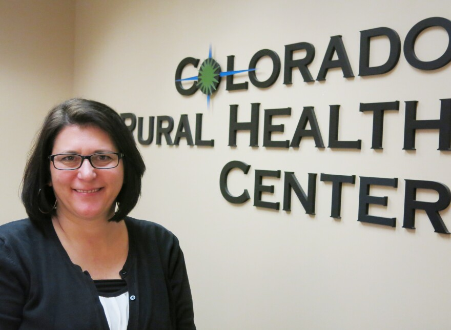 Up to one half of rural residents are covered by Medicaid, says Michelle Mills, CEO of Colorado Rural Health Center. And they're typically older, poorer and sicker than city dwellers.
