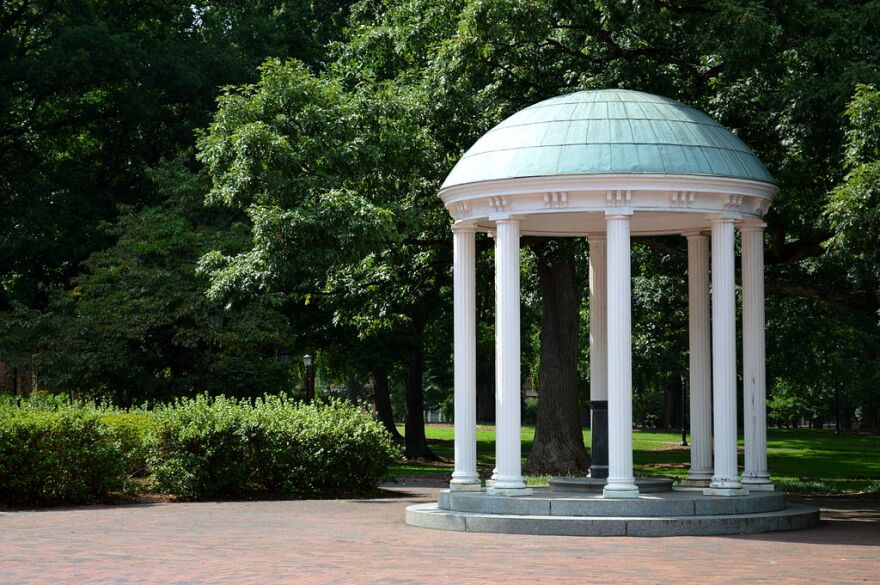 UNC-Chapel Hill was one of 33 elite research universities that participated in the campus climate survey.