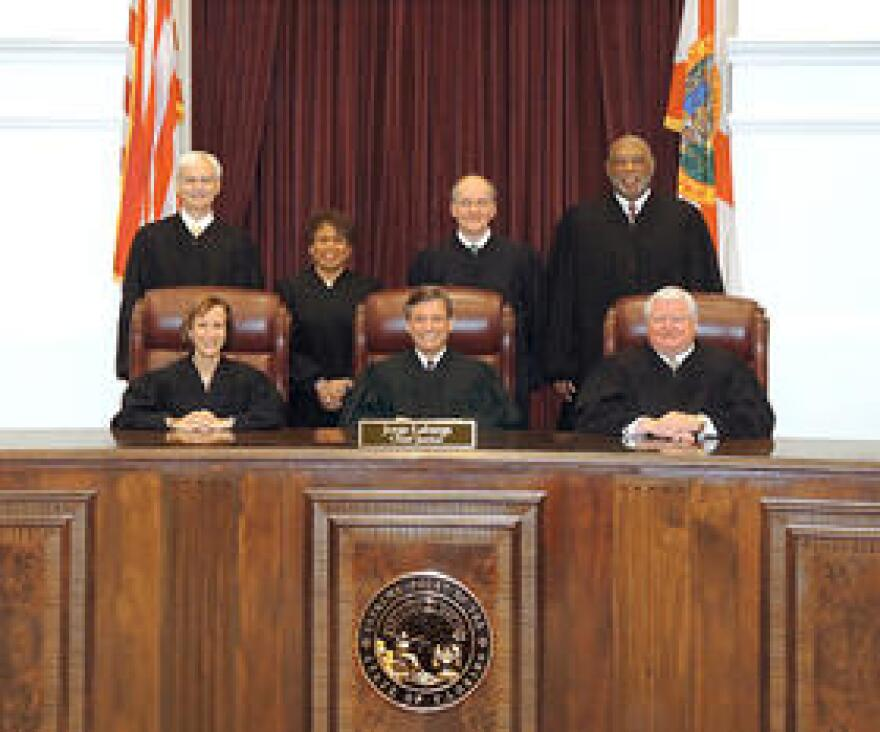 "The Florida Supreme Court wants lawmakers to pay for a dozen new trial judges, but in an unusual move, they are also ""decertifying"" the need for six county judges."