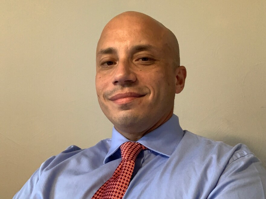 Tampa resident Carlos Perez has managed to stay safe during the pandemic thus far by strictly following public health guidelines but knows others in his community haven't followed suit.