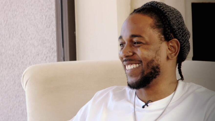 Kendrick Lamar gives his first interview after the release of <em>DAMN.</em>