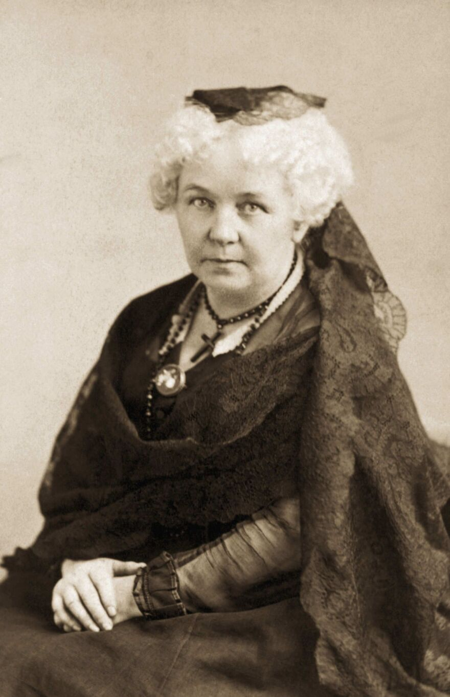Elizabeth Cady Stanton was one of the most consequential women in the battle for women's rights.