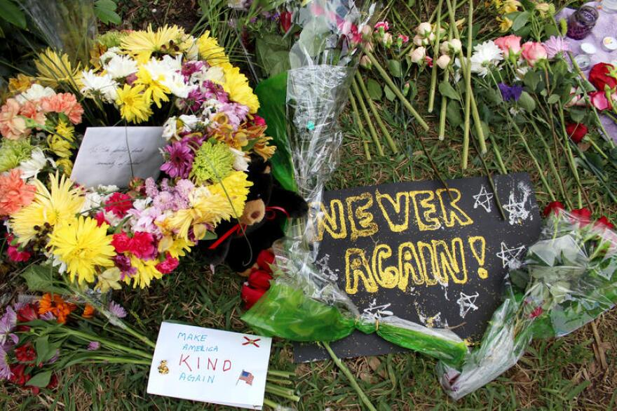 Parents of children killed during the Parkland shooting have asked the Florida Supreme Court to rule that each pull of the trigger was a seperate occurance.