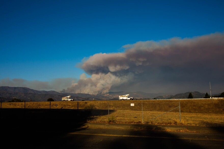 As of Tuesday, more than 4,500 firefighters were battling the explosive Kincade Fire, and a broad swath of Sonoma County, from mountain to coast, was under evacuation orders.