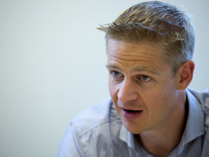 FanDuel co-founder and CEO Nigel Eccles