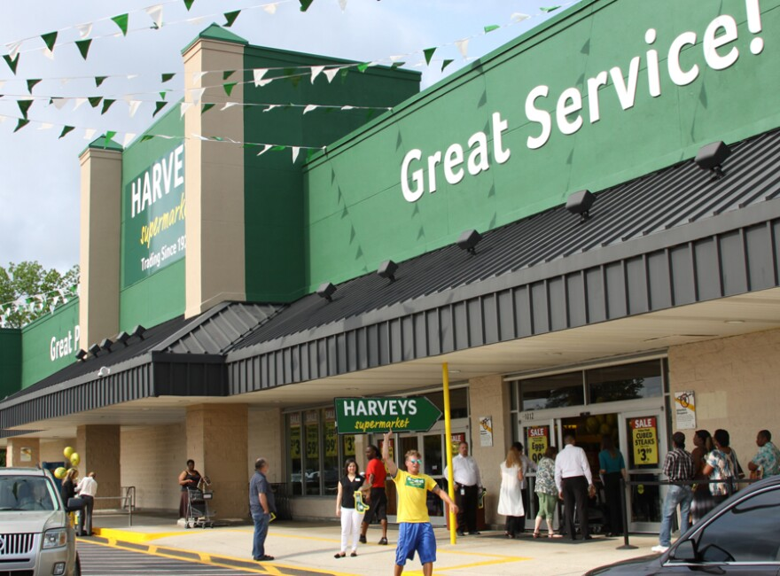 Three more Harveys Supermarkets locations are opening in Florida.