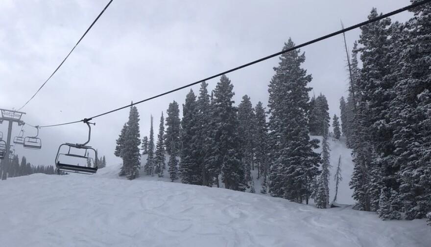Snowbird Ski Resort in Utah is one of many resorts across the Mountain West that is closing amid the coronavirus pandemic.