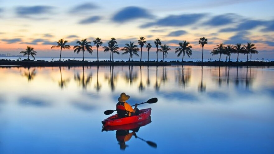Visit Florida - which provided this tourism image - is searching for a new president and CEO.