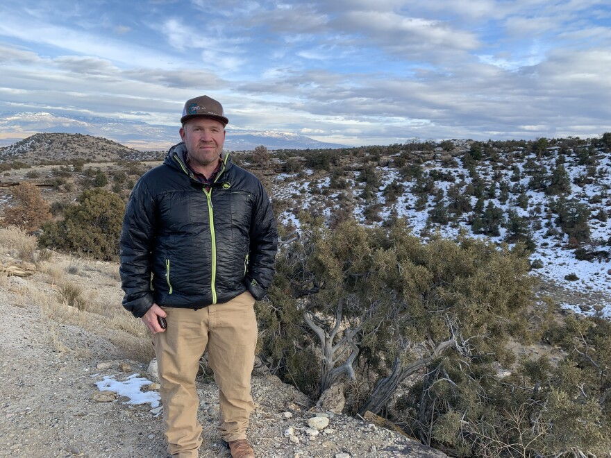 Environmental activist Cody Perry worries the relocation is part of a broader effort to dismantle regulations on federal public lands.