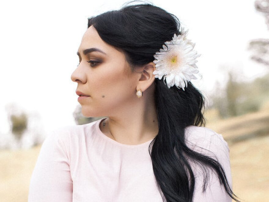 Carla Morrison is one of the artists featured this week by <em>Alt.Latino</em>.