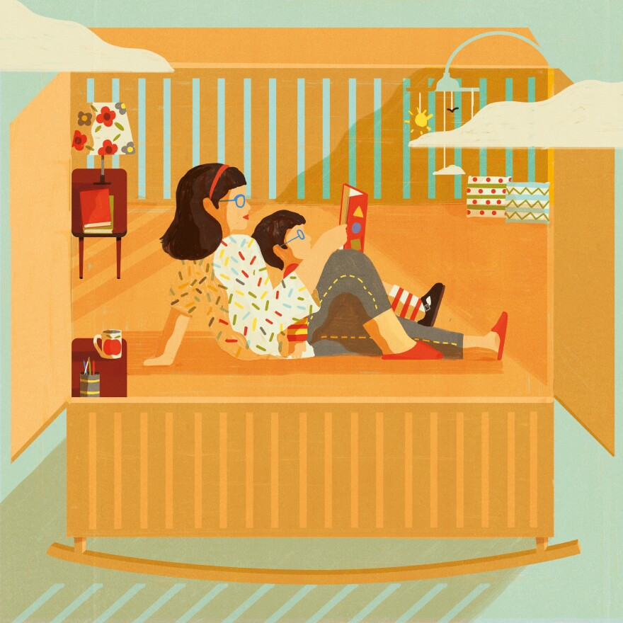 There's a lingering belief that the ideal family structure for kids is a stay-at-home mom who devotes her full attention to the kids. The result is a mom stuck in an apartment or a single-family home — which are both essentially boxes — raising children, alone.