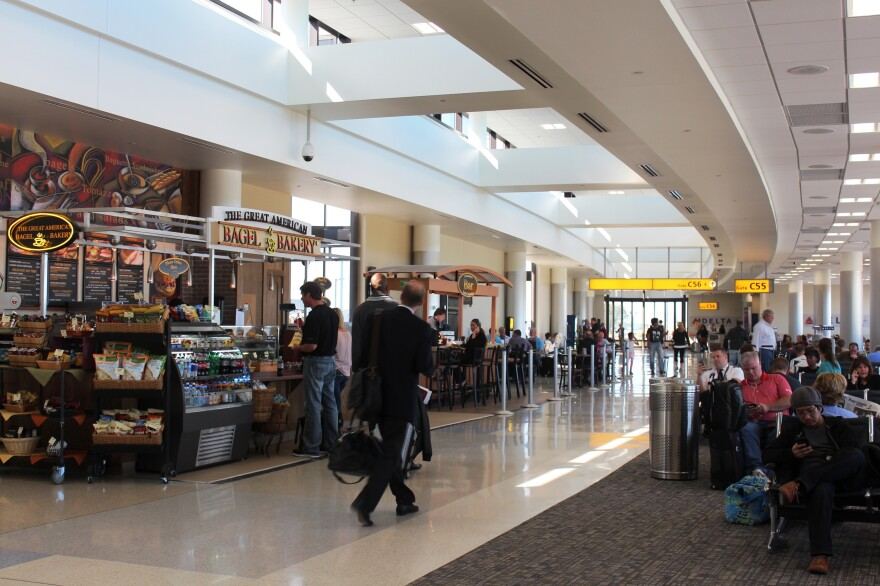 photo of Port Columbus International Airport