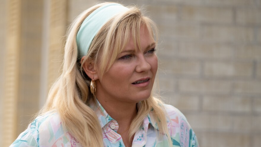 Kirsten Dunst is excellent in the Showtime series <em>On Becoming A God In Central Florida</em>, playing struggling mom Krystal Stubbs.