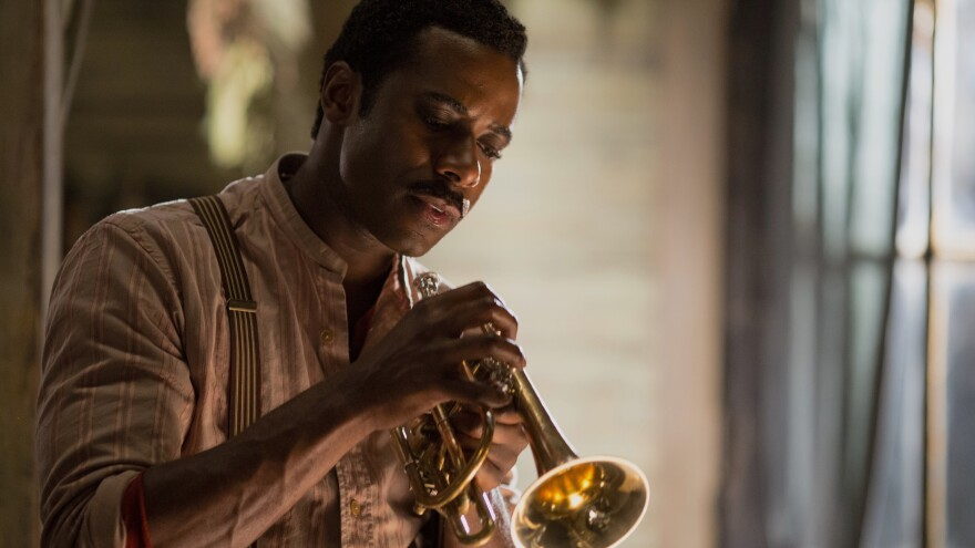 "Gary Carr stars as Charles ""Buddy"" Bolden in the jazz biopic <em>Bolden: Where The Music Began, </em>in theaters Friday."
