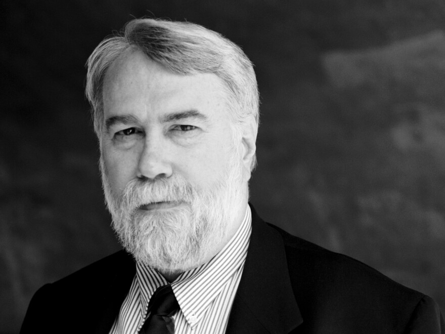 Composer Christopher Rouse, photographed in New York City in 2005.