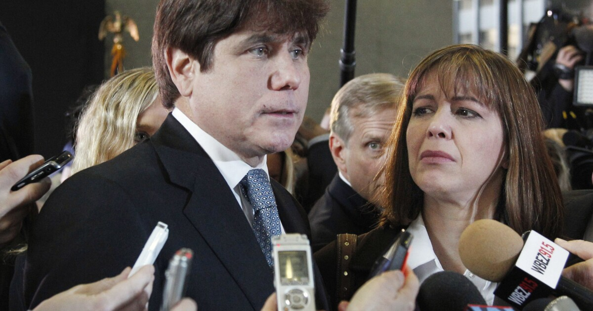 Blagojevich To File Suit Over 2009 Impeachment Proceedings, Ban On Running For State Office