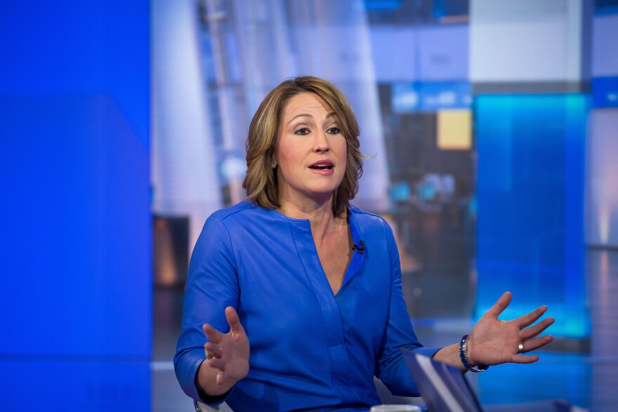 """Heather Bresch, CEO of Mylan, says that EpiPens """"need to be everywhere."""""""