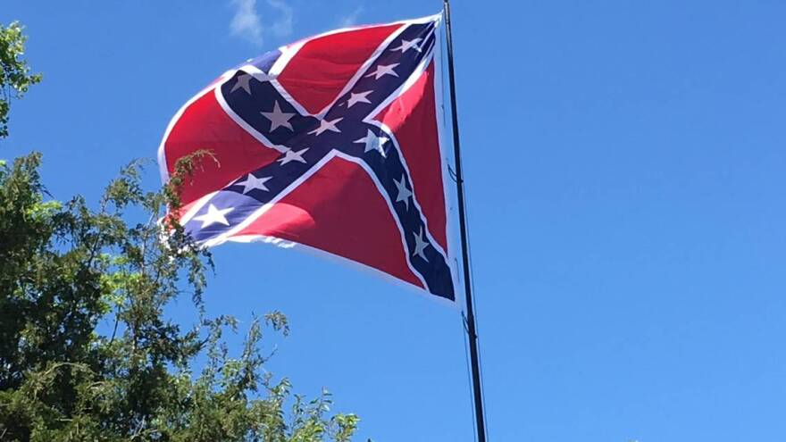 Heritage Or Hate The Debate Around The Confederate Flag Wfsu News