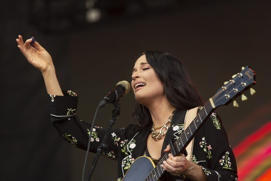 At 31, Kacey Musgraves has already won six Grammy Awards, including 2019's album of the year.