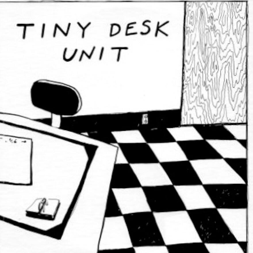 Tiny Desk Unit's album recorded live at the 9:30 Club.