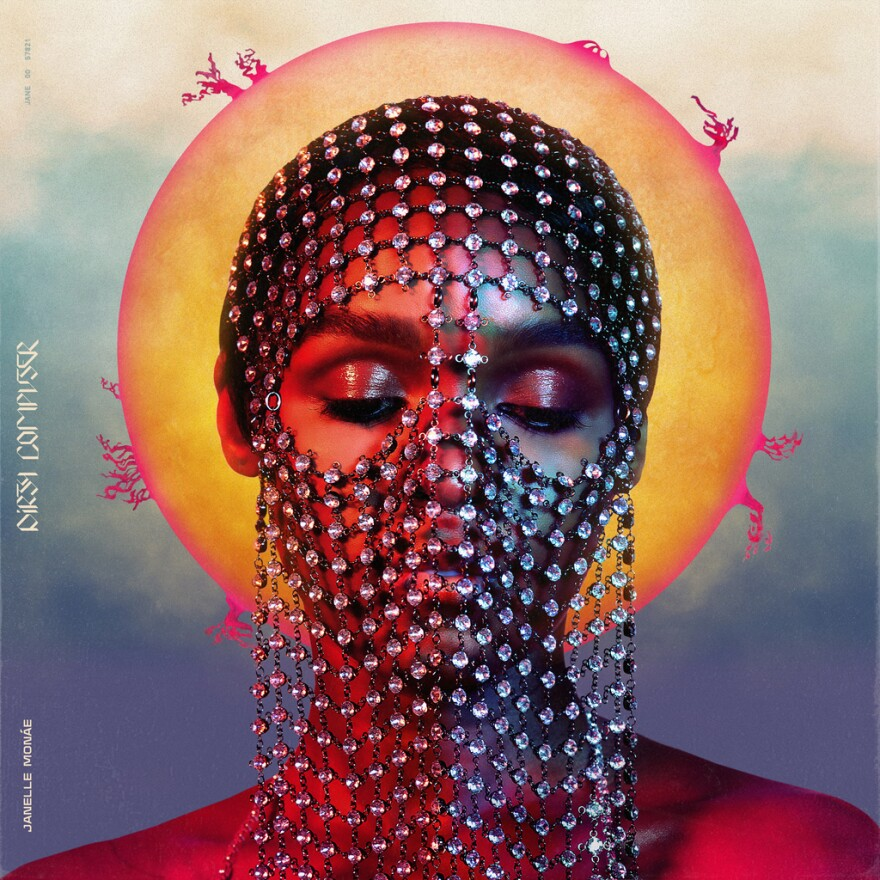 Janelle Monae's third album <em>Dirty Computer</em> arrives April 27.