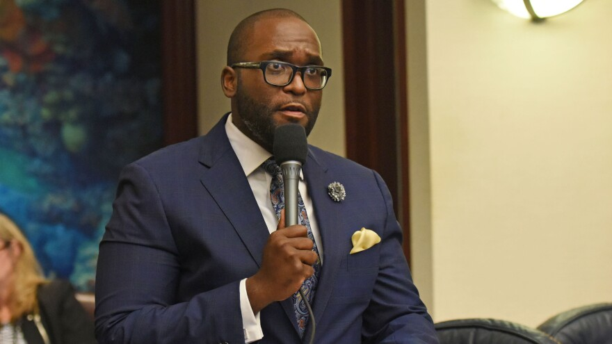 State Rep. Shevrin Jones' proposal also specifies that juveniles arrested for possession of certain amounts of cannabis would be eligible for civil citations or pre-arrest diversion programs.