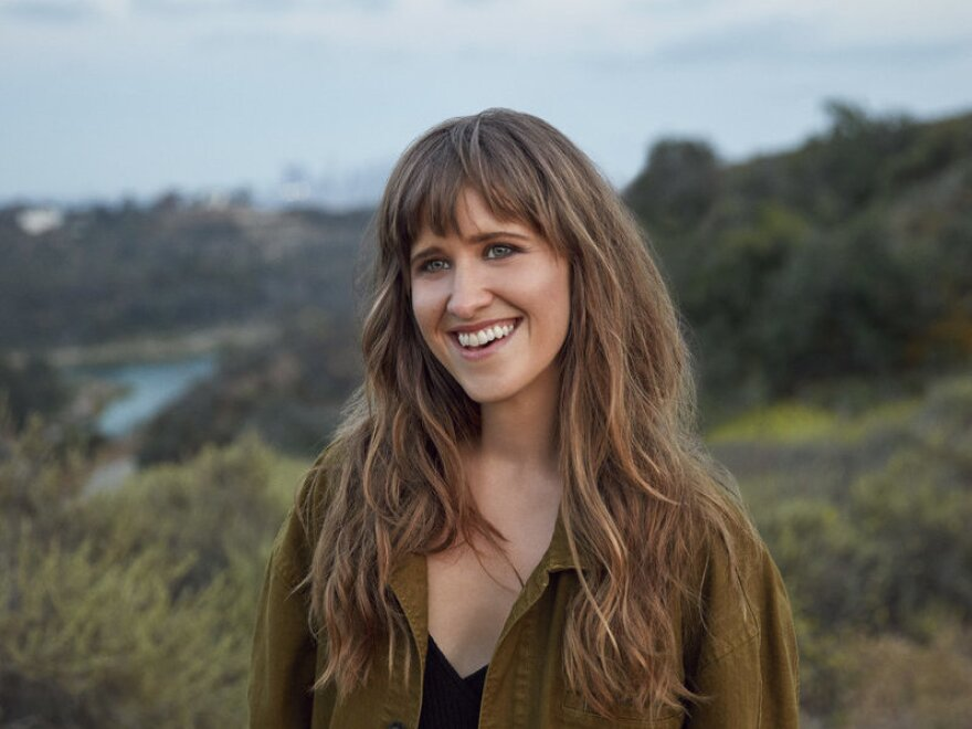 Amber Coffman's solo debut, City Of No Reply, is due out later this year.