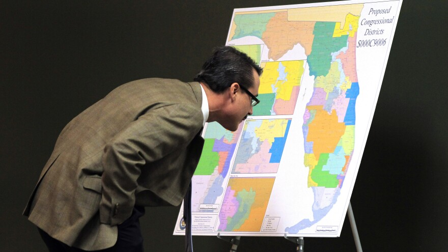 Florida's Supreme Court says the state's maps have to be redrawn for eight congressional districts, but many more will be affected as well.