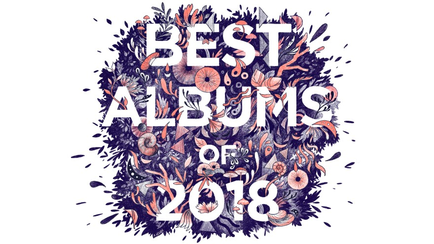 NPR Music's 50 Best Albums Of 2018.
