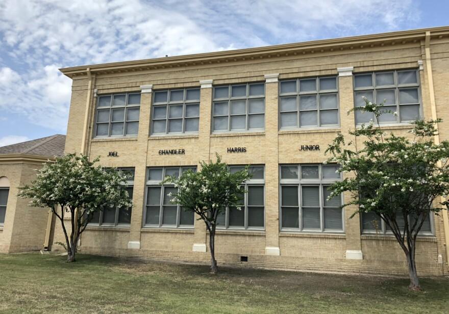 SAISD's Harris Middle School has been certified as an IB World School.