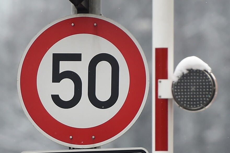 The speed limit in Acquetico, a village in Northern Italy, is 50 kph, or 31 mph. Drivers have been clocked passing through the village at more than double that speed.